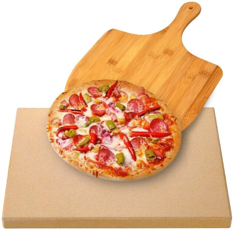 AUGOSTA Pizza Stone for Oven