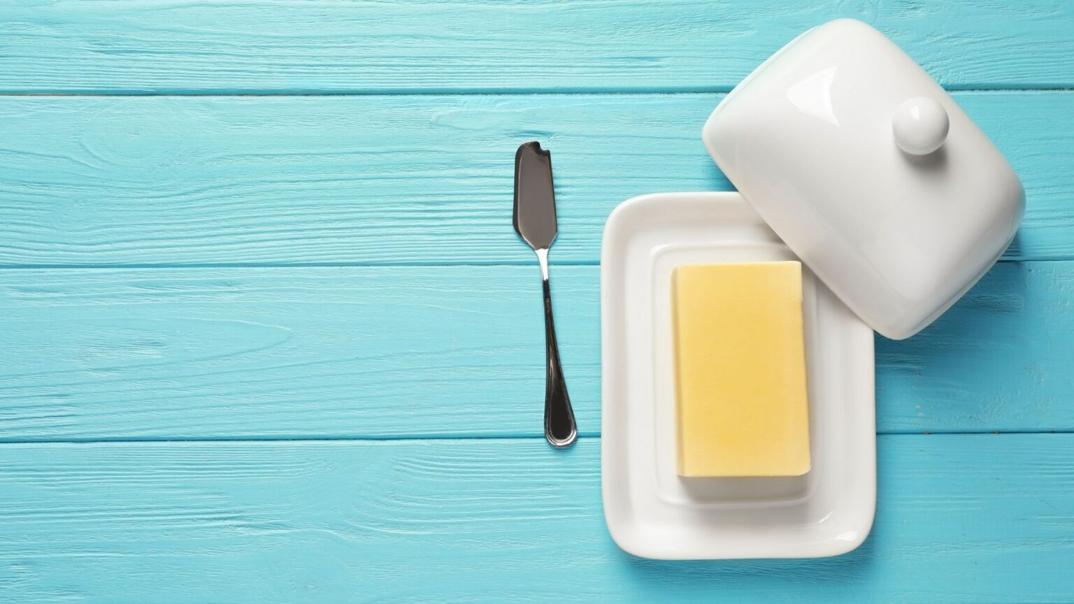 Butter Dish - Comparison of Materials and Models