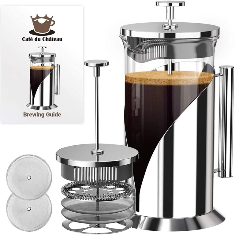 Cafe Du Chateau French Press Coffee