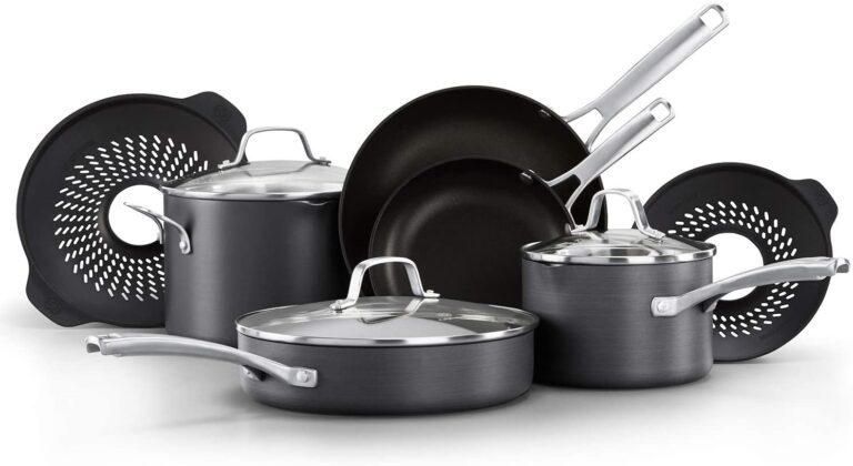 Calphalon Classic Pots and Pans Boil-Over Inserts