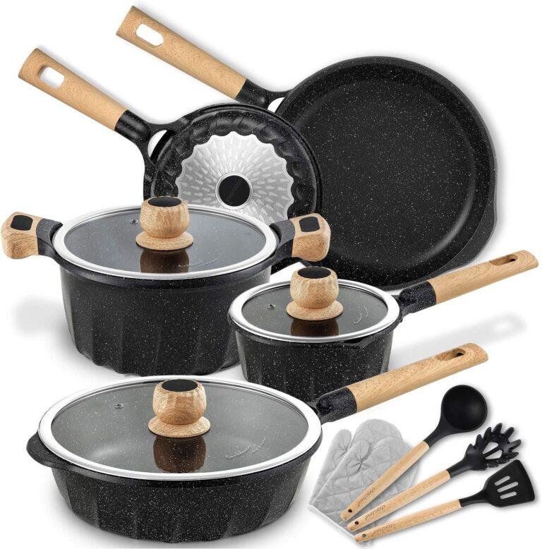 Cookware Set Nonstick 13 Piece