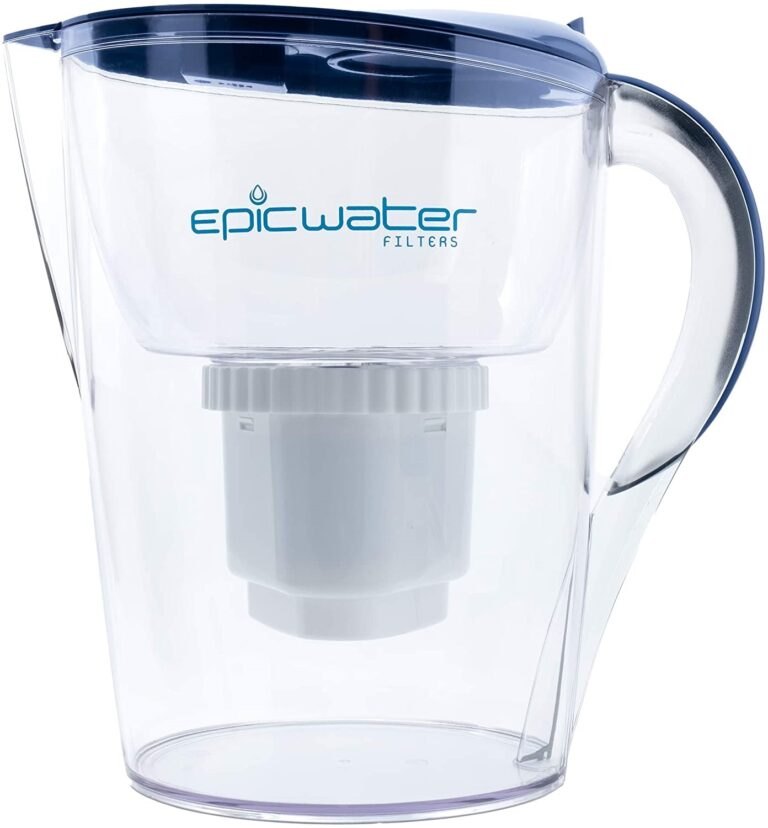 Epic Pure Water Filter Pitchers