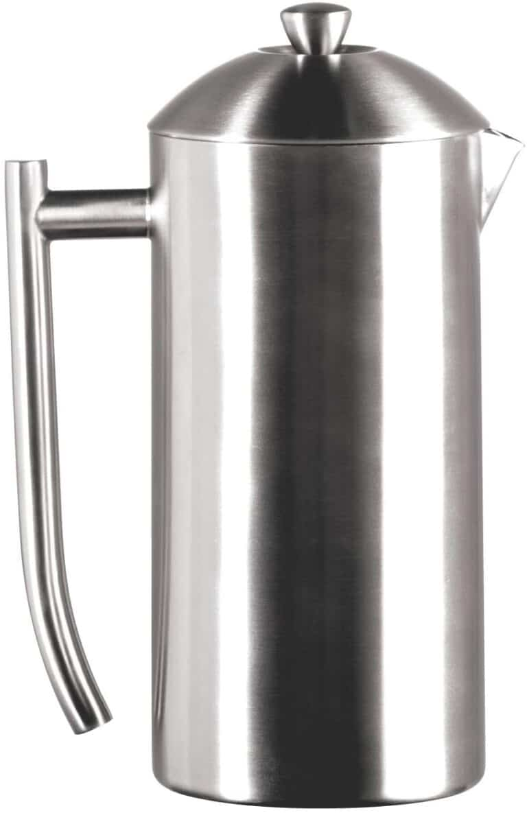 Frieling Stainless-Steel French Press Coffee