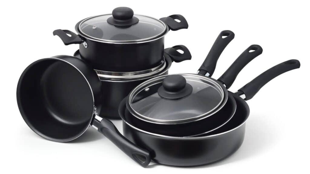 Non Stick Pan Set