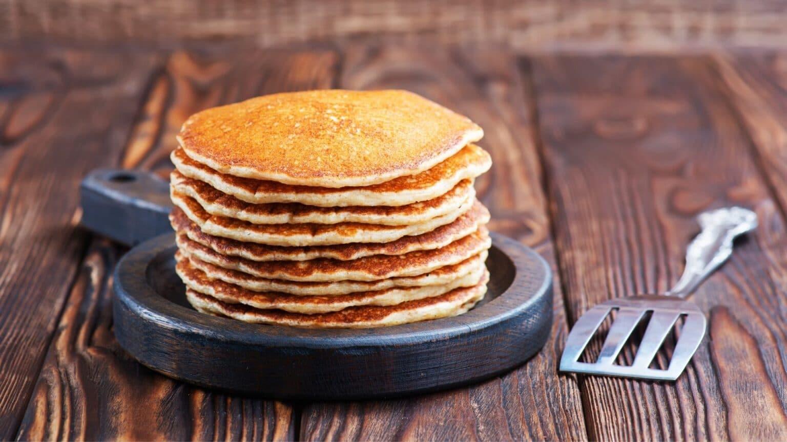 Pancake Pan Types of Materials and Shapes