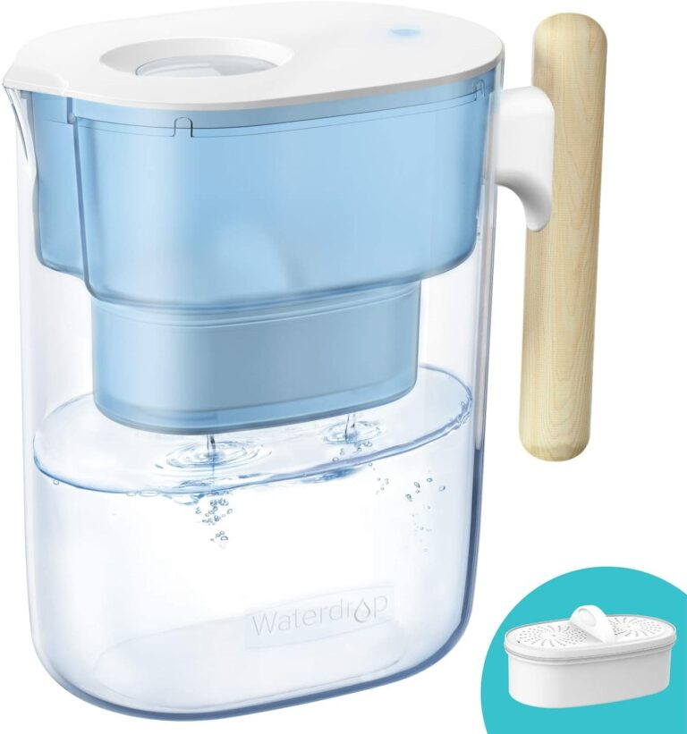 Waterdrop Chubby 10 Cup Water Filter Pitcher