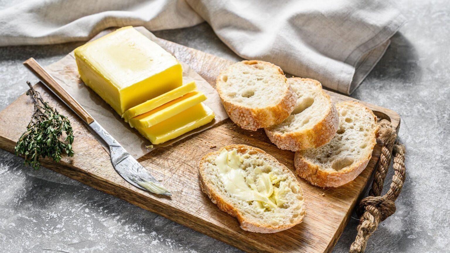 When choosing a butter knife
