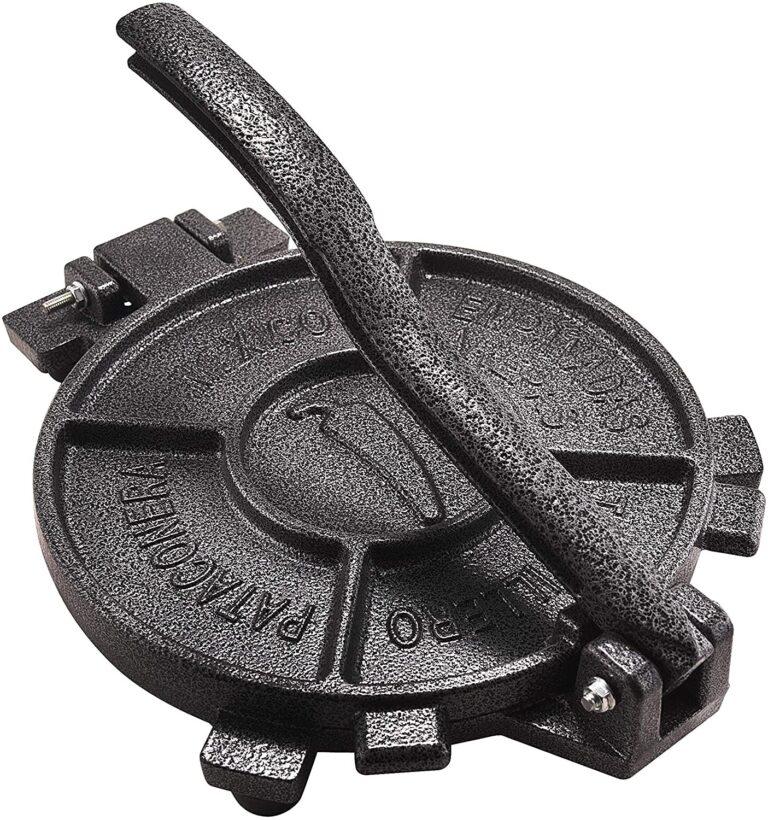 10 inch Cast Iron Tortilla Press