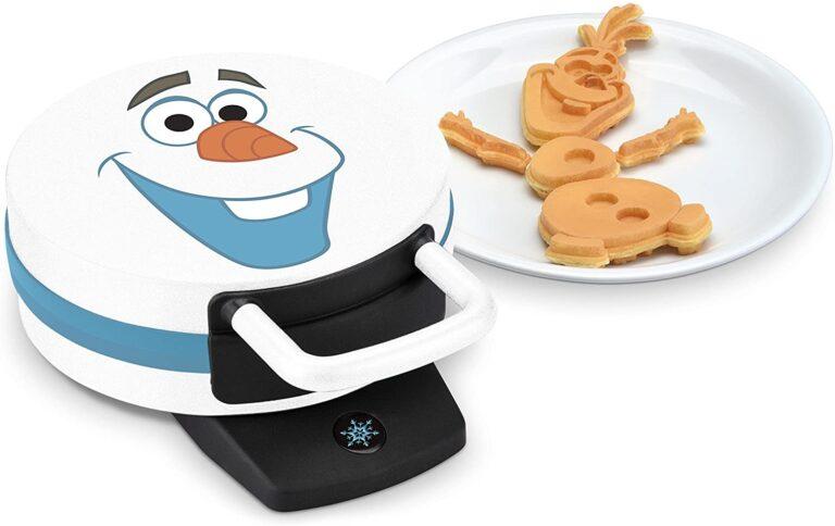 Disney Olaf Waffle Maker