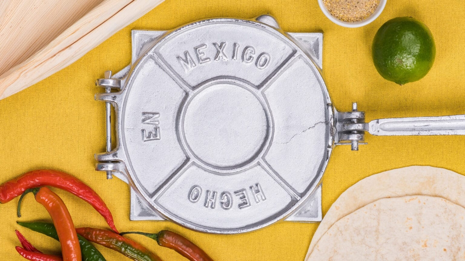 Guide to Buying the Best Tortilla Press