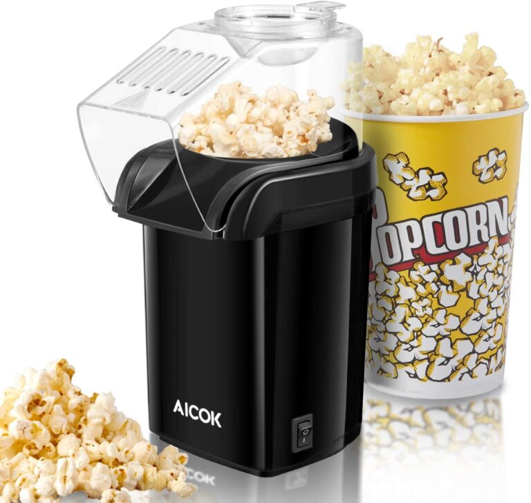 Hot Air Popcorn Maker AICOK