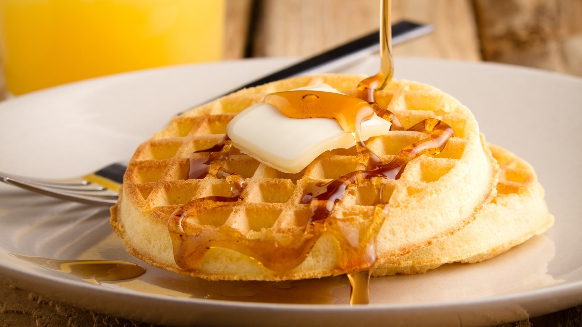 Impeccable Waffles