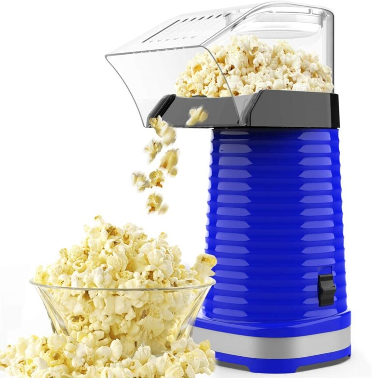 SLENPET Hot Air Popcorn Machine