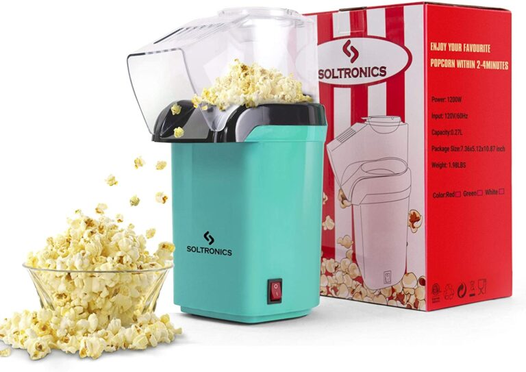 SOLTRONICS Hot Air Popcorn Popper