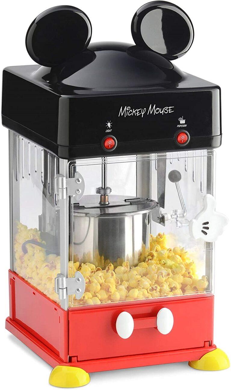 Disney Mickey Popcorn Popper