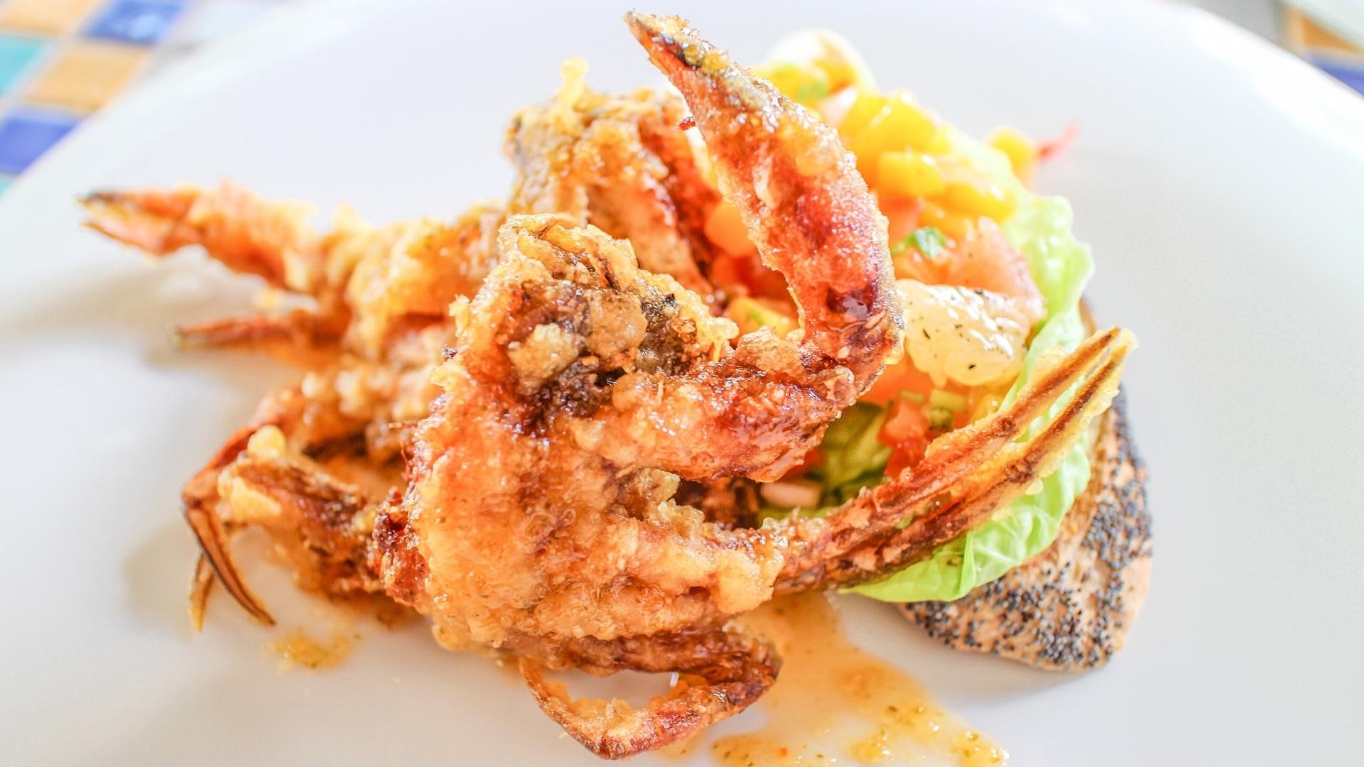 Soft-Shell Crab