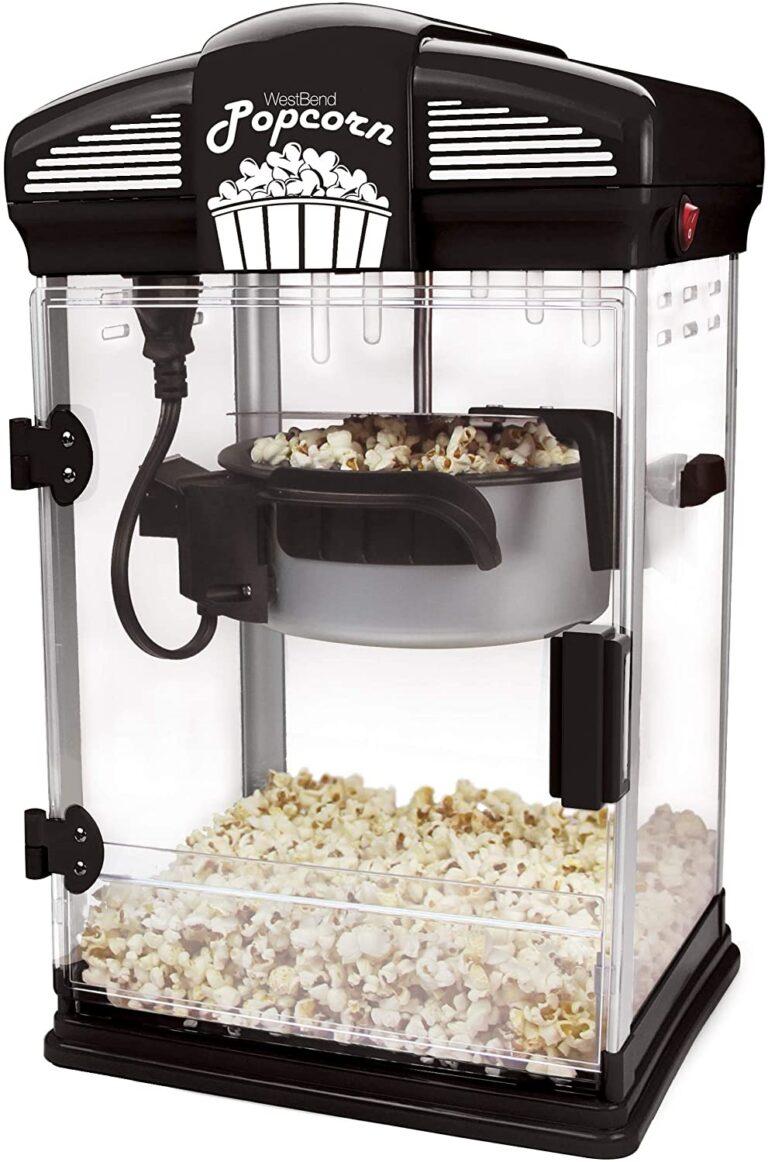 West Bend Popcorn