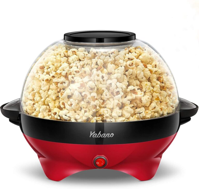 Yabano Popcorn Machine